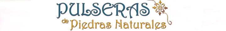 PULSERAS DE PIEDRAS NATURALES