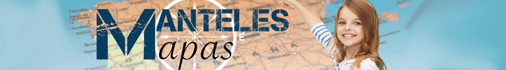 MANTELES MAPAS