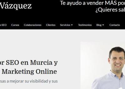Blog Sergio Vázquez