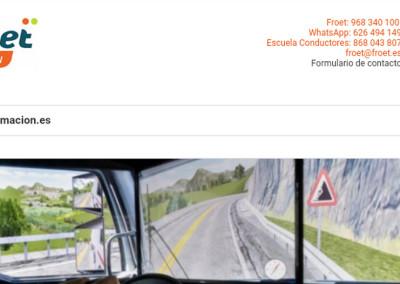 Formación para el transporte y logística