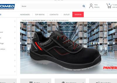 Proimed tienda online de protección laboral
