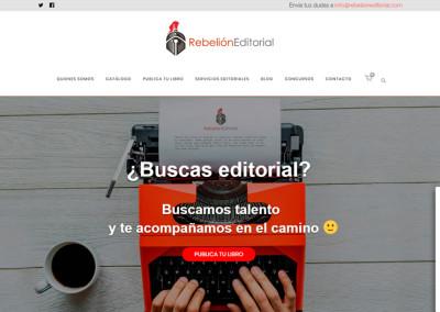 Rebelión Editorial