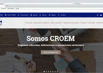 Web CROEM