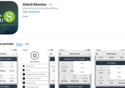 OdinS Monitor