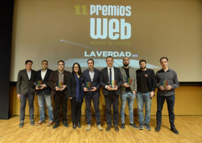 Fotos: Gala de los XI Premios Web
