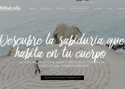 Habitarte cíclica | Escuela online para mujeres conscientes