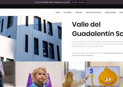 Valle del Guadalentín School