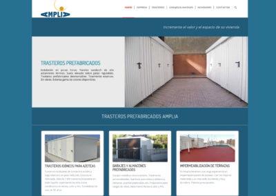 Trasteros y Garajes prefabricados Amplia