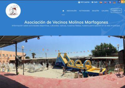 Asociación de Vecinos Molinos Marfagones