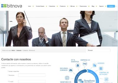 Bitnova Identificación y Control