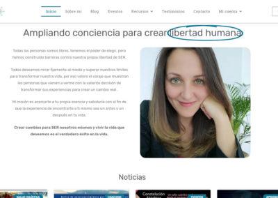 Carolina Romero – Coach, Formadora y Terapeuta