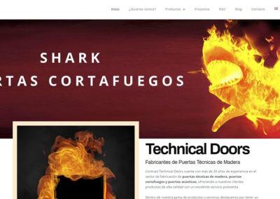 Contract Technical Doors