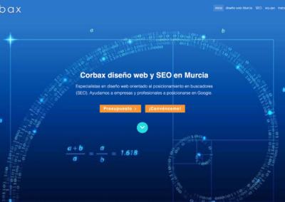 Corbax Diseño Web y SEO