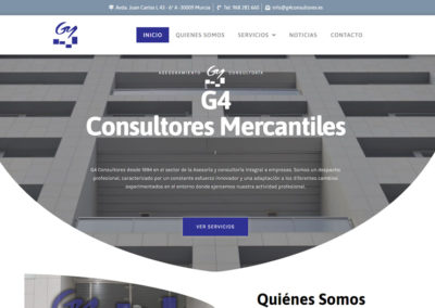 G-4 Consultores Mercantiles, S.L.