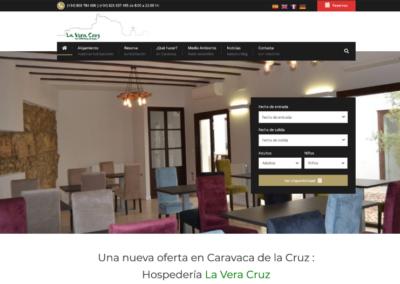 """Hostería Rural """"La Vera Cruz"""" Caravaca"""