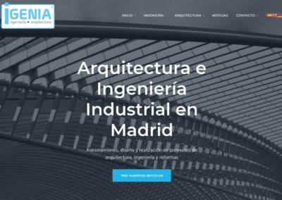 IGENIA : Ingeniería y Arquitectura