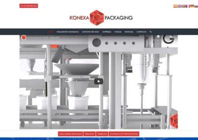 Konexa Packaging S.L. 2019