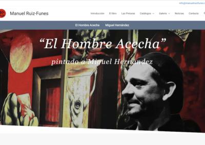 Miguel Hernández – El Hombre Acecha