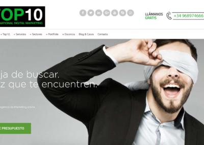 Agencia Marketing Digital Top10Negocios