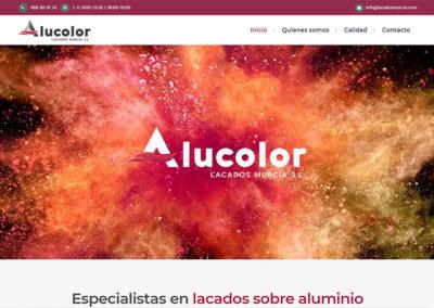 ALUCOLOR Lacados Murcia