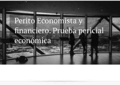 Perito Económico