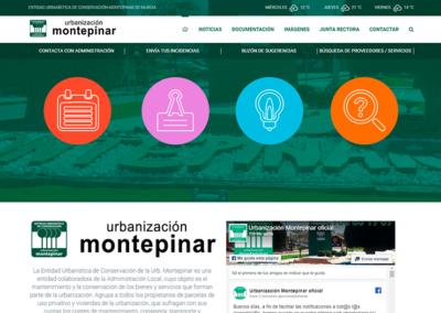 Urbanización Montepinar