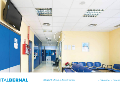 HOSPITAL BERNAL