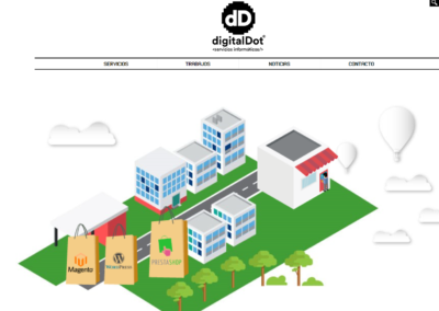Diseño Web – Digitaldot