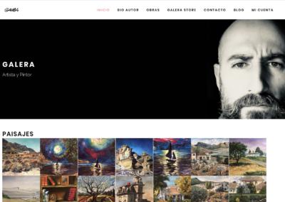 Pintor Murciano Jose Luis Galera