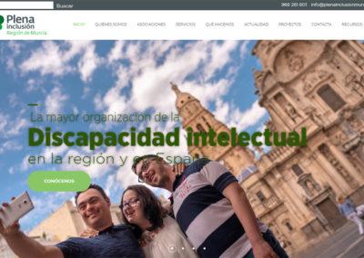 Plena inclusión Región de Murcia