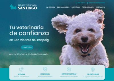 Clínica Veterinaria Santiago