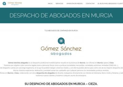 Gómez Sánchez Abogados