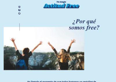 Actitud free | Espacio Mediterráneo
