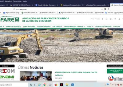 Asociación de Fabricantes de Aridos de la Región de Murcia