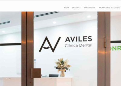 Clinica dental Murcia – Aviles