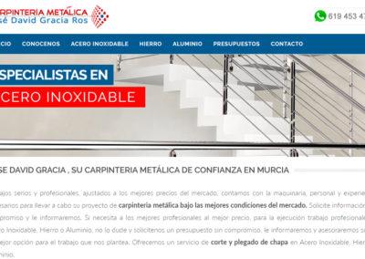 Carpinteria Metalica Murcia JDG