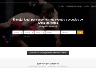 Entrenamiento y Artes Marciales