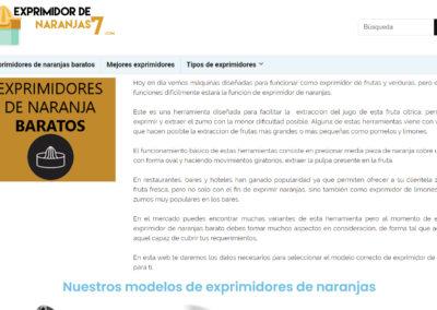 Exprimidordenaranjas7.com