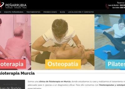 Fisioterapia Murcia – Peñarrubia