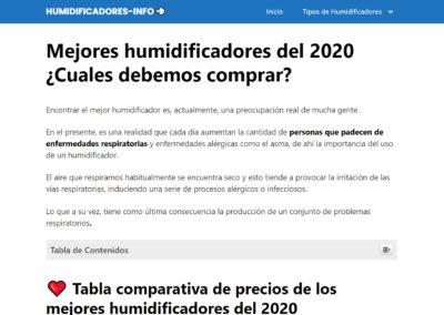 Humidificadores-info.com