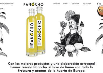 Licores Panocho