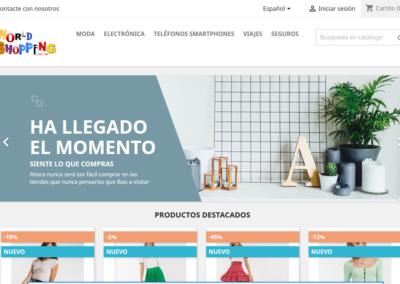 World Shopping España