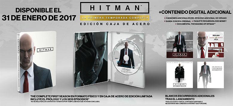 Hitman Primera Temporada